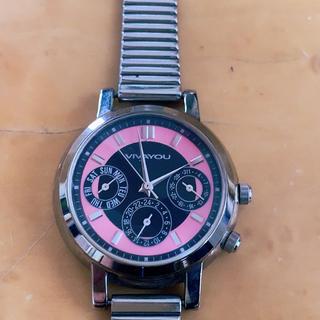 VIVAYOU クロノグラフ  腕時計(腕時計)