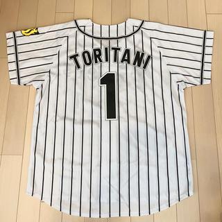 MIZUNO - 【美品】阪神タイガース応援ユニフォーム      (TORITANI 鳥谷敬)