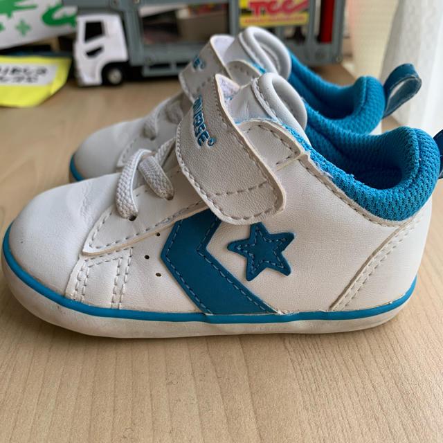 CONVERSE(コンバース)のコンバース ベビーシューズ 13cm キッズ/ベビー/マタニティのベビー靴/シューズ(~14cm)(スニーカー)の商品写真