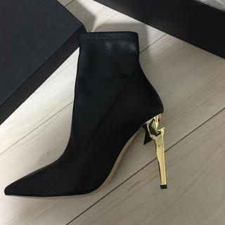 ジュゼッペザノッティ(GIUZEPPE ZANOTTI)のジュゼッペ  ノッティ ショートブーツ 新品(ブーツ)