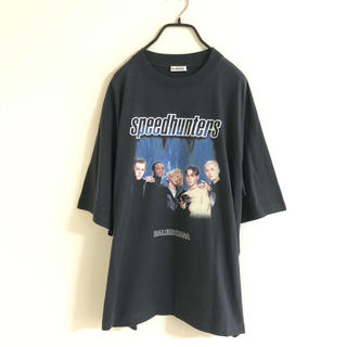 Balenciaga - バレンシアガ Speedhunters Tシャツ 半袖 L スピードハンターズ