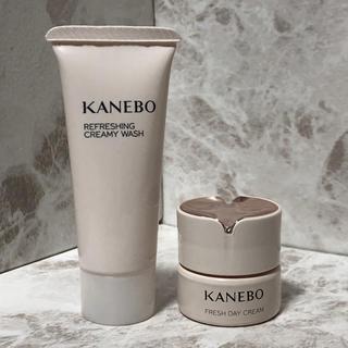 カネボウ(Kanebo)の【新品・未使用】KANEBO カネボウ ミニボトルセット(フェイスクリーム)
