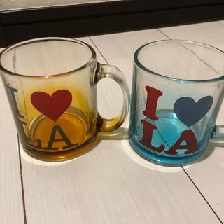 Ron Herman - ロンハーマン  グラス セット アメリカ 美品
