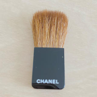 シャネル(CHANEL)のシャネル チークブラシ 新品♡未使用品です。(チーク/フェイスブラシ)