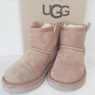 アグ(UGG)のUGG 14.5cm T EINAR チェスナット(ブーツ)