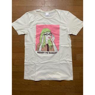 【夜の本気ダンス】ライブTシャツ(XL)(Tシャツ/カットソー(半袖/袖なし))
