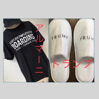 エンポリオアルマーニ(Emporio Armani)のアルマー二TシャツS(Tシャツ(半袖/袖なし))