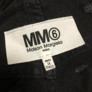 エムエムシックス(MM6)のMM6 ダメージジーンズ(デニム/ジーンズ)
