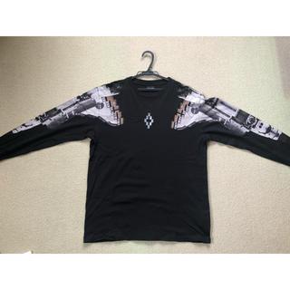 マルセロブロン(MARCELO BURLON)のMARCELO BURLON ロングtシャツ スペースシャトル(Tシャツ/カットソー(半袖/袖なし))