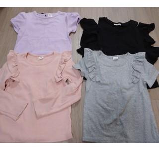 120センチ 女児 Tシャツセット