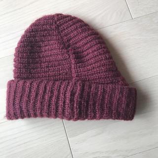 エイチアンドエム(H&M)のH&Mのニット帽子(ニット帽/ビーニー)