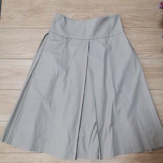 マーガレットハウエル(MARGARET HOWELL)のMargaretHowellマーガレットハウエル プリーツスカート(ひざ丈スカート)