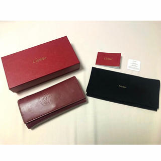 カルティエ(Cartier)の正規品 カルティエ 長財布(長財布)