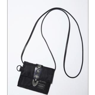 トーガ(TOGA)のTOGA PORTER  ブラック 財布(財布)