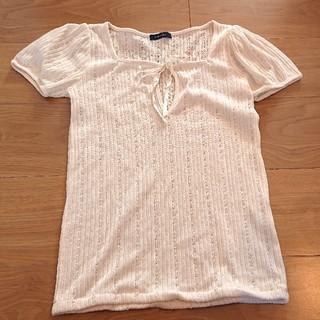 プーラフリーム(pour la frime)のTシャツ  トップス M 半袖 プーラ フリーム pourlafrime(Tシャツ(半袖/袖なし))