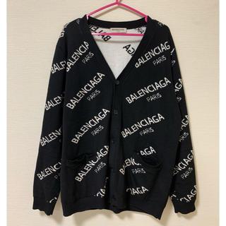 Balenciaga - BALENCIAGAロゴセーター