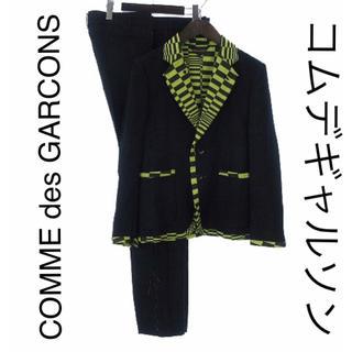 コムデギャルソン(COMME des GARCONS)のコムデギャルソン COMME des GARCONS ウールスーツセットアップ(セットアップ)