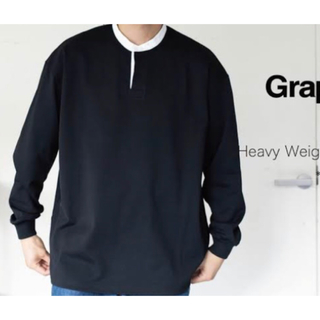 1LDK SELECT - Graphpaper Heavy Weight Rugger L/S Tee 2