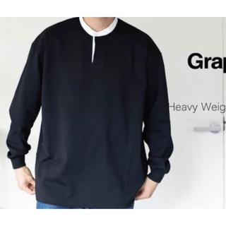 ワンエルディーケーセレクト(1LDK SELECT)のGraphpaper Heavy Weight Rugger L/S Tee 2(スウェット)