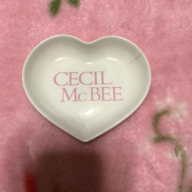CECIL McBEE(セシルマクビー)のCECIL灰皿?小皿⁉️ インテリア/住まい/日用品のインテリア小物(灰皿)の商品写真
