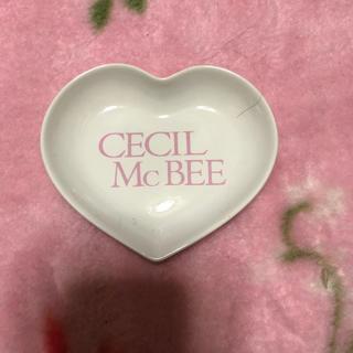 CECIL McBEE - CECIL灰皿?小皿⁉️