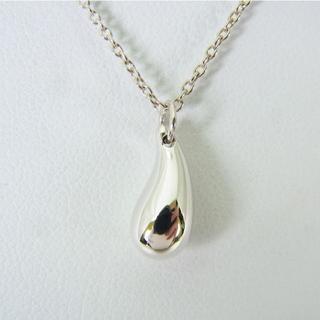 ティファニー(Tiffany & Co.)のティファニー 925 ティアドロップ ペンダント ネックレス[g154-1](ネックレス)