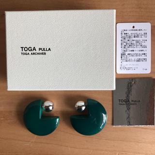 トーガ(TOGA)の超美品 お値下げ 19AW TOGA トーガ ピアス(ピアス)