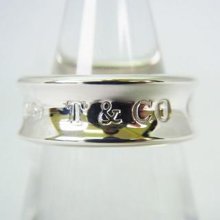 ティファニー(Tiffany & Co.)のティファニー 925 ナロー 1837 リング 8号[g154-2](リング(指輪))