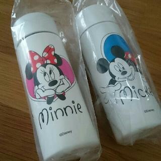 ミッキーマウス(ミッキーマウス)のポケットボトル(アート引越しセンター粗品)(水筒)