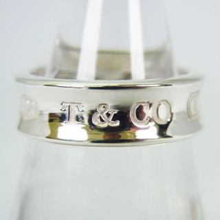 ティファニー(Tiffany & Co.)のティファニー 925 ナロー 1837 リング 13号[g154-4](リング(指輪))
