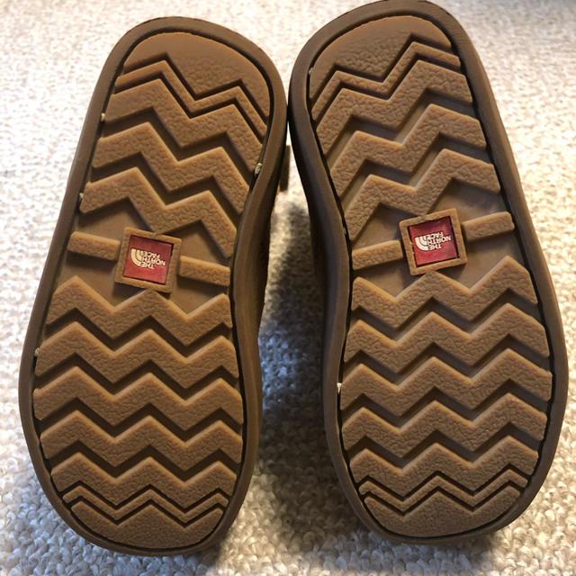 THE NORTH FACE(ザノースフェイス)のTHE NORTH FACE Winter Bootie KIDS キッズ/ベビー/マタニティのキッズ靴/シューズ(15cm~)(ブーツ)の商品写真