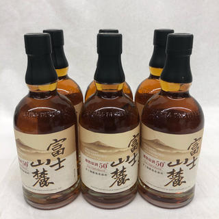 キリン(キリン)のキリン 富士山麓 樽熟原酒50℃ 700ml 6本セット(ウイスキー)