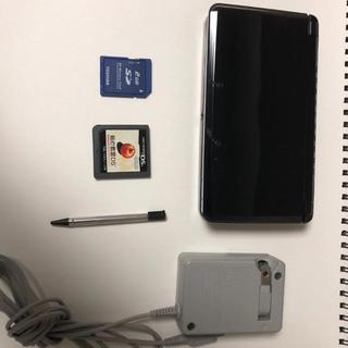 ニンテンドー3DS コスモブラック +絵心教室DS(携帯用ゲーム機本体)
