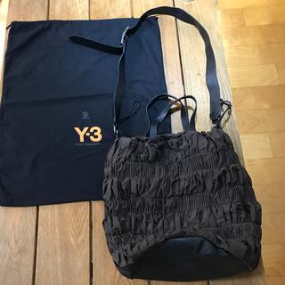 ワイスリー(Y-3)のY-3 ✖️adidas  バッグ YOHJI YAMAMOTO 袋つき(ショルダーバッグ)