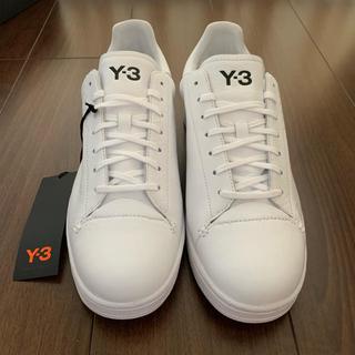 新品 Y-3 YOHJI COURT ワイスリー スニーカー 28.5cm