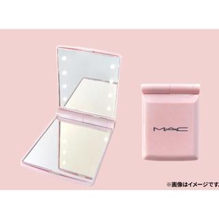 MAC - ⦅非売品⦆MAC オリジナルLEDミラー