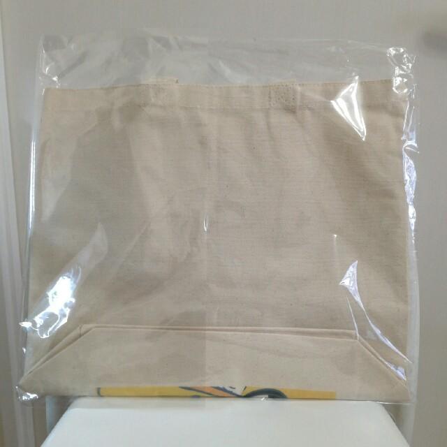 サンリオ(サンリオ)のサンリオ はぴだんぶい 限定ショップ アヒルのペックル トートバッグ  レディースのバッグ(トートバッグ)の商品写真
