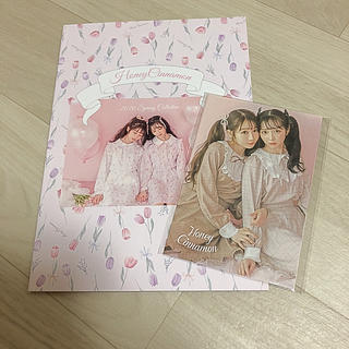 Honey Cinnamon ポストカード・カタログセット♡