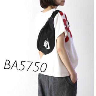 NIKE - ナイキ ウエストポーチ ヒップバッグ BA5750 ブラック