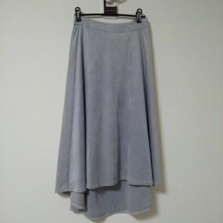 ドレスキップ(DRESKIP)のスウェードスカート(ロングスカート)