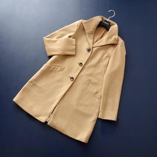 ANAYI - ■アナイ■ 34 キャメル系 着やせコート