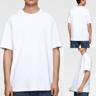 ZARA - ZARA ベーシック Tシャツ