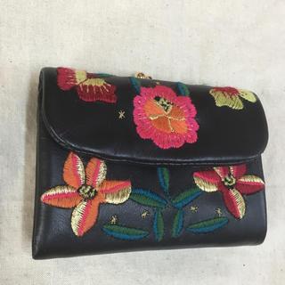 TSUMORI CHISATO - ツモリチサト⑥二つ折りがま口財布