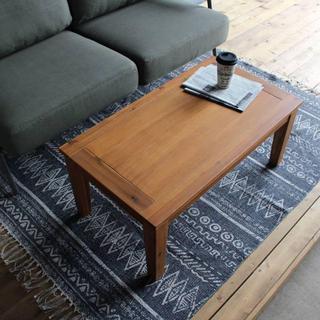 【送料無料・新品未使用】センターテーブル 北欧 シック ナチュラル(ローテーブル)