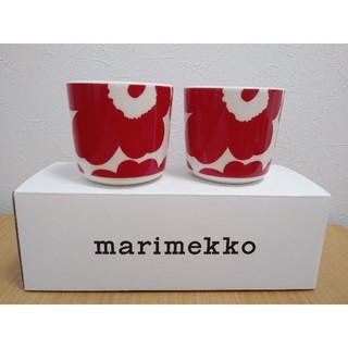 marimekko - 新品未使用 マリメッコ ウニッコ コーヒーカップ セット マグカップ
