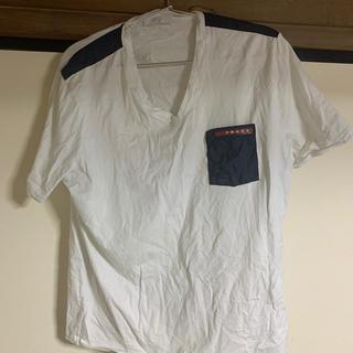 プラダ(PRADA)のPRADATシャツ(Tシャツ/カットソー(半袖/袖なし))