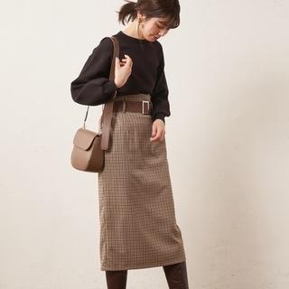 ナチュラルクチュール(natural couture)の新品🍀シンプルプチハイニット ■今季■natural couture(ニット/セーター)