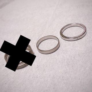 シルバー♡リングset(リング(指輪))