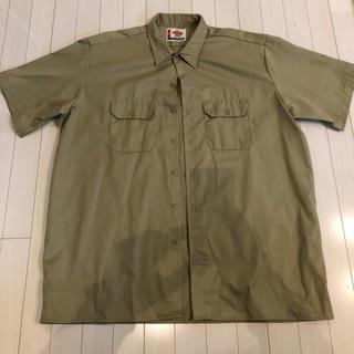 ディッキーズ(Dickies)のDICKIES 半袖ワークシャツ 2XL 美品(シャツ)