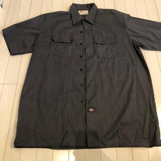 ディッキーズ(Dickies)のDICKIES ワークシャツ 2XL 美品(シャツ)
